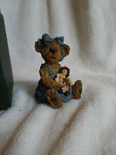 Boyds bears resin figurines bearstone collection