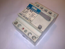 LEMAG ND 52 40 A 30 mA 0.030 A  DIFERENCIAL RCCB 2 POLOS