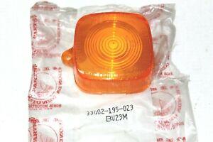 HONDA Plastique Flèche Pour XL125S 33402-195-023