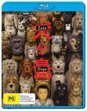 Isle Of Dogs (Blu-ray, 2018)