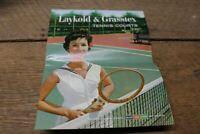 Vintage LayKold & Grasstex Booklet Tennis Courts American Bitumuls Asphalt Co