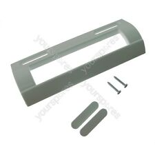 Iceking and Indesit Universal White Fridge Freezer Door Handle 80mm-150mm