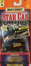 Matchbox Star Car Collection 'MISSION IMPOSSIBLE' VAN Classic Collectible