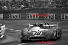 Francois Cevert Matra MS670 Le Mans 24 Hours 1973 Photograph 2