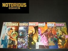 Dr. Strange Surgeon Supreme 1-6 Complete Comic Lot Run Set Marvel Waid