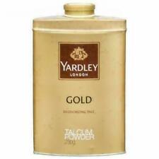Yardley London Perfumed Talc Gold Deodorizing Talcum Powder - 100g / 250g FShip