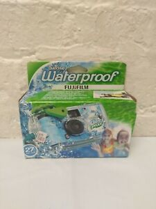 Fujifilm Quick Snap New Waterproof Disposable Camera  35mm 01/2021 + later