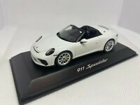 1/43 Porsche 911 991 II Speedster 2019 White Spark Dealer Model WAP0201930K