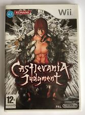 Nintendo Wii Castlevania Judgement (2009),NUOVO & SIGILLATO in fabbrica, Flawed