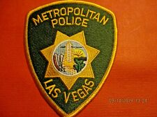 Collectible Nevada Police Patch, Las Vegas,New