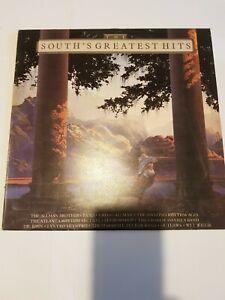 THE SOUTHS GREATEST HITS VINYL ALBUM, CAPRICORN RECORDS,1977