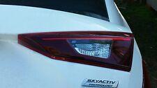 Mazda 3 BM Sedan Boot Lid Reversing Light Drivers/Right O/S 2013 14 15 16