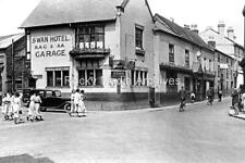 Ztr-41 The Swan Hotel, Whitchurch, Shropshire. Photo