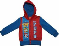 Paw Patrol Star Pups Zipped Hodded Jumper