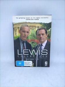 Lewis: Series 1 - 3 - Region 0 [ALL]