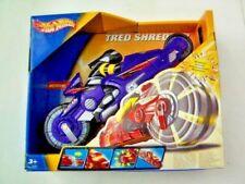 Hot Wheels TRED SHREDDER Purple 3-Wheeler B4042 / Mattel 2003 / NIB! / AS-IS!