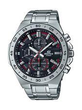 Casio Men's Edifice Stainless Steel Quartz Watch EFR-564D-1AV