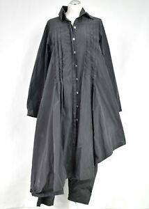 CREARE Structured Asymmetric Dress/Coat size L/XL