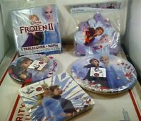 Frozen 2 Birthday Party Decoration Supplies Kit Disney Princess Decorating Lot