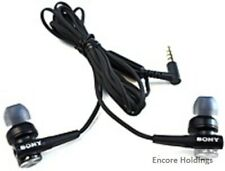 Sony Extra Bass Earbud Headset with In-Line Microphone and Remote MDR-XB50AP/B