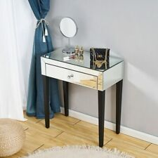 Mirrored Dressing Table - Small (70cm) New