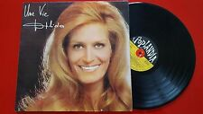 "DALIDA ""Une Vie"" RARE 1974 SPAIN COVER Gatefold LP w/ SPANISH TRACKS!"