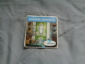 SAWYERS VIEWMASTER PACKET REF C291 COVENTRY CATHEDRAL AS PHOTOS