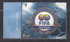 Bosnien und Herzegowina Nr. 344** 100 Jahre FIFA