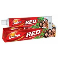Dabur Red Toothpaste For Teeth and Gums 100 gm | Free Shipping