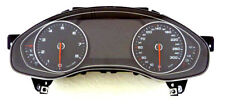 AUDI A6, A7, 4g, Visión Nocturna VELOCÍMETRO PANEL 4g8920930r Head Up Display