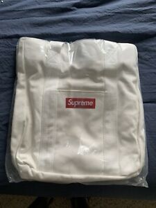 Supreme Tote Bag White
