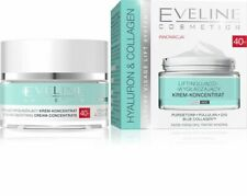 Eveline HYALURON & COLLAGEN Lifting & Smoothing Cream - Concentrate 40+ 50ml