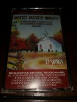 Gospel's Greatest Moments Cassette