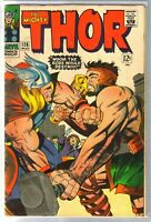 THOR #126 Whom the Gods Would Destroy! Marvel Comic Book ~ VG