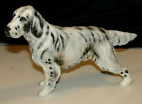 RARE LARGE ROYAL DOULTON BONE CHINA FIGURINE ENGLISH SETTER HN 1050
