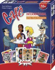 Amigo Kartenspiel Cafe International Gesellschaftsspiel