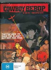 COWBOY BEBOP THE MOVIE - NEW REGION 4 DVD FREE LOCAL POST