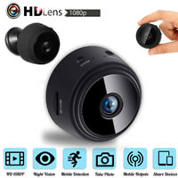 1080P HD Spy IP WiFi Camera Night Vision Wireless Hidden Home Security DVR Beamy