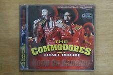 The Commodores with Lionel Ritchie   (Box C255)