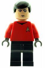 Custom progettato minifigura-Scotty Spazio Trek ingegnere stampato su parti Lego