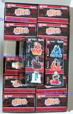 Twelve (12) Genuine Naruto: Series 4 - Mini Figure Random Blind Boxes * New *
