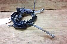 KAWASAKI MOJAVE 250 OEM Clutch Lever w/ Cables #10B170