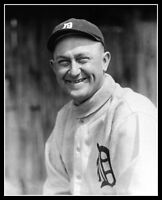 Ty Cobb #16 Photo 8X10  Detroit Tigers Portrait  Buy Any 2 Get 1 FREE
