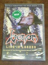 VENOM Live in London- Hammersmith Theatre 1985 DVD NEUF