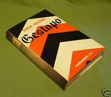 Sven Hassel Gestapo 1966 Longanesi 1a ed. it
