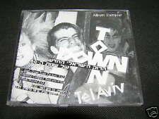 DOWN TOWN TEL AVIV NEW WAVE israeli 80s RARE SAMPLER CD Siam,Minimal Compact