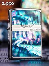 Inlay Shell Classic Zippo Lighter - Us Stock