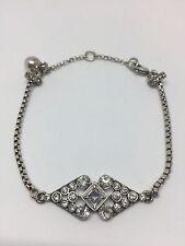 Estilo Vintage Cristal Diamante Pulsera *** NUEVO ***