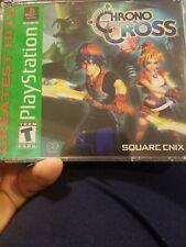 Chrono Cross (PS1, Sony PlayStation 1, 2000) (NEW)