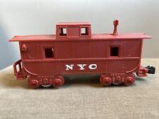 Vintage Marx NYC Caboose New York Central System O Ga Model Train Railroad RR